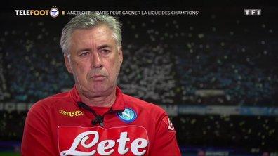"""[EXCLU Téléfoot – 04/11] - Ancelotti : """"Mbappé gagnera le Ballon d'Or dans les années à venir"""""""