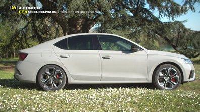 Essai - Skoda Octavia RS : l'hybride + fun que l'essence ?