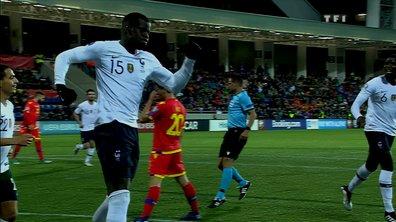Andorre - France (0 - 4) : Voir le but de Zouma en vidéo