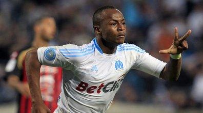Marseille bat Nice et passe en tête de la Ligue 1 !