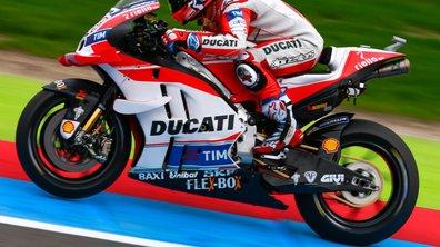 Moto GP - Assen 2016 : Dovizioso en pole position, Lorenzo dixième