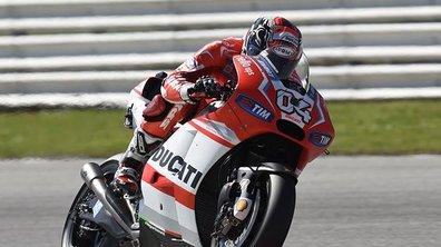 MotoGP - Japon 2014 : Dovizioso en pole, Marquez en deuxième ligne