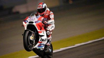 MotoGP Losail 2015 : Dovizioso et Ducati en pole !
