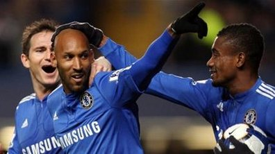 Nicolas Anelka ne jouera pas Chelsea-OM