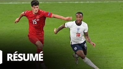Angleterre - Danemark : Voir le résumé du match en vidéo