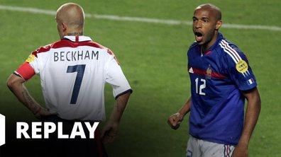 Angleterre - France : Revoir le match de poules de l'Euro 2004