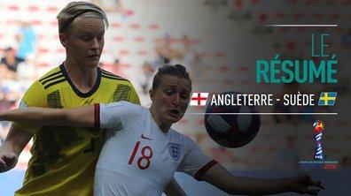 Angleterre - Suède : Voir le résumé du match en vidéo