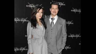 Brad Pitt et Angelina Jolie pas si séparés que ça