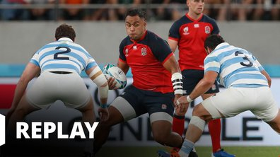 Angleterre - Argentine (Coupe du monde de rugby - Japon 2019)