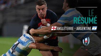 Angleterre - Argentine : Voir le résumé du match en vidéo