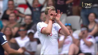 Angleterre - Ecosse (2 - 0) : Voir le but de Ellen White