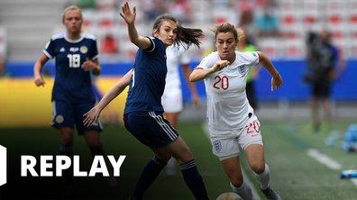 Angleterre - Ecosse - Coupe du Monde Féminine de la FIFA, France 2019