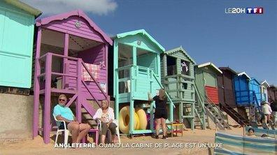 Angleterre : quand la cabine de plage est un luxe