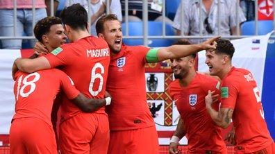 Suède – Angleterre (0-2) : le match en un coup d'œil
