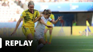 Angleterre - Suède - Coupe du Monde Féminine de la FIFA, France 2019