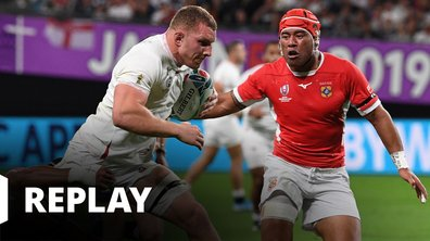 Angleterre - Tonga (Coupe du monde de rugby - Japon 2019)