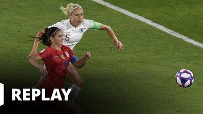 Angleterre - USA - Coupe du Monde Féminine de la FIFA, France 2019