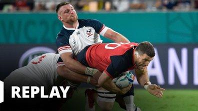 Angleterre - Etats-Unis (Coupe du monde de rugby - Japon 2019)