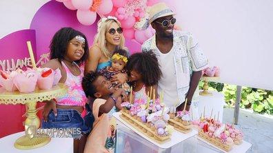 Championnes - La team Matuidi fête l'anniversaire de Myliane et Naëlle à Miami