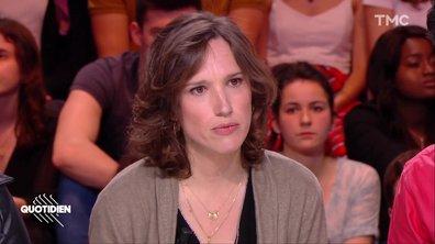 """Anne Poiret : """"Le président ment, l'Arabie Saoudite est le premier client de la France"""" en ce qui concerne les ventes d'armes"""