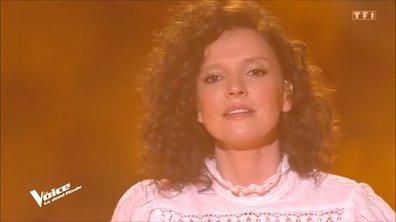 """The Voice All Stars - Anne Sila chante """"Je te promets"""" de Johnny Hallyday (Demi-finale)"""