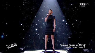 "The Voice 4 - REPLAY : Anne Sila, un ""moment de grâce"" selon Mika"