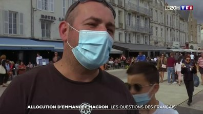 Annonces d'Emmanuel Macron : les attentes et craintes des Français