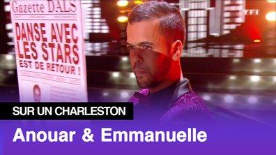 Anouar Toubali et Emmanuelle Berne l Sing sing sing l Charleston