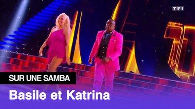Basile Boli et Katrina Patchett l Sapé comme jamais l Samba