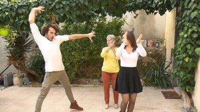 DALS - Elsa Esnoult, Anthony Colette et Mamoune sur un Flamenco endiablé !