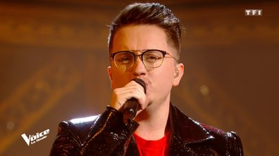 "THE VOICE 2020 - Antoine Delie chante ""We are the Champions"" de Queen (Finale)"