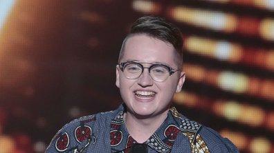 """The Voice 2020 - Antoine Delie : """"J'étais dans un autre monde"""""""