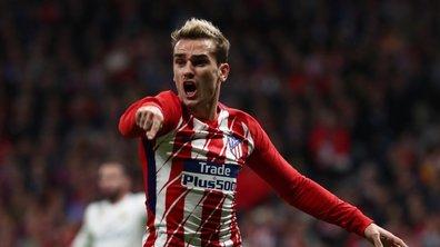 Atlético: beaucoup d'émotions pour Griezmann, entre sifflets et ovations
