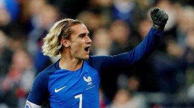 """[EXCLU Téléfoot 19/11] - Equipe de France / Griezmann : """"La Coupe du monde ? Le but c'est aller le plus loin possible"""""""