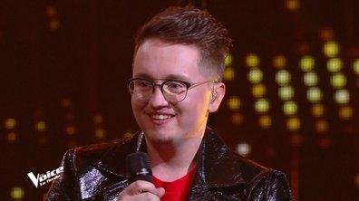 The Voice 2020 - FINALE : Retour sur le parcours d'Antoine Delie, finaliste de Marc Lavoine