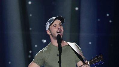 """The Voice 2020 - Antony Trice :  """"Ma soeur était avec moi sur scène"""""""