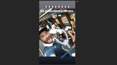"""Après France-Argentine, les """"Mexicains"""" Gignac et Ménez chambrent les Argentins"""