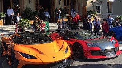 Top Marques 2016 : réunion de supercars et hypercars à Monaco