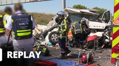 Appels d'urgence - Accidents, interventions chocs : les pompiers de Nîmes dans l'arène
