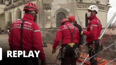 Appels d'urgence - Nuits blanches et séries noires pour les pompiers de Tours