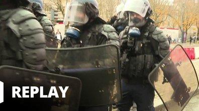 Appels d'urgence - Violences, émeutes : gendarmes mobiles contre casseurs