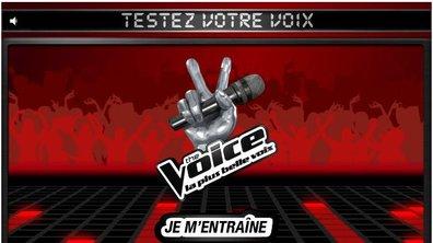 """Vous avez """"The Voice"""" ? Testez votre voix grâce à l'application web"""