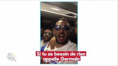 Après la défaite, l'auto-dérision des Marseillais