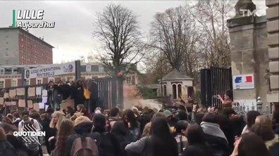 Après les gilets jaunes, les lycéens entrent dans la contestation