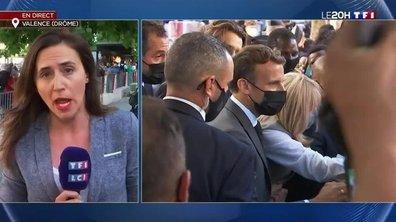 Après son agression, Emmanuel Macron a pris un nouveau bain de foule