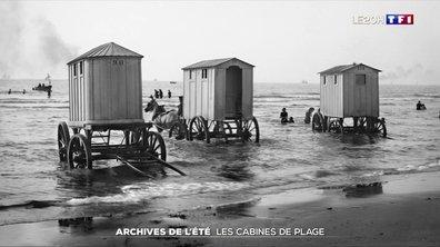 Archives de l'été : les cabines de plage