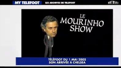 Les archives de Téléfoot : le Mourinho show
