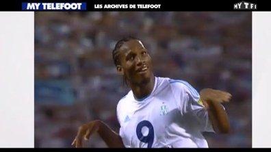 Les archives de Téléfoot : Didier Drogba