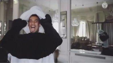 WTF : Areola se déguise en panda pour le baptême de sa fille