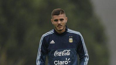 """Argentine - Mauro Icardi : """"Je rêve de la Coupe du monde"""""""